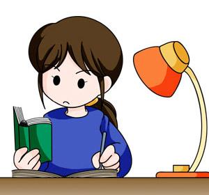 勉強の説明書の口コミ